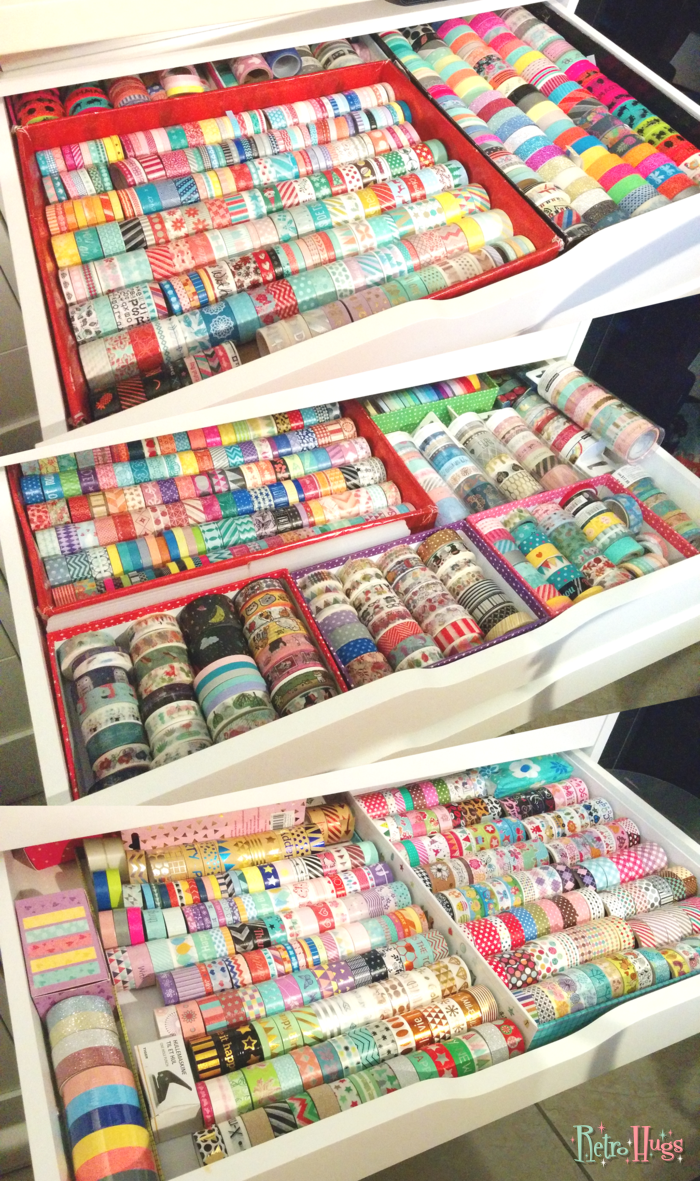 Current Washi Collection (October 2017)