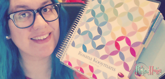 Me & My Planner (Boho Berry Challenge)